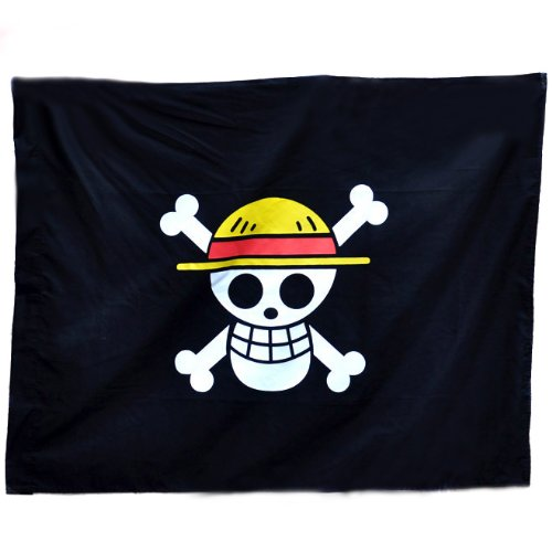ONE PIECE ワンピース ルフィ 麦わら海賊旗 コスプレ小物 道具 Cosplay COSSKY