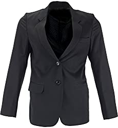 Panache Women's Slim Fit Coat (K006 _ 44, Italian Black)