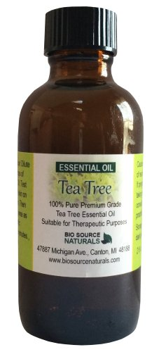 Tea Tree Pure Essential Oil - 4 Fl. Oz / 120 Ml