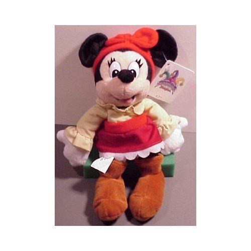 Disney Bean Bag Plush Minnie Mouse Pirate