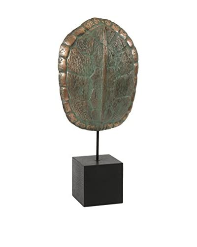 Tortoise Copper Shell On Stand