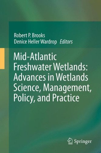 Mid-Atlantic Freshwater Wetlands: Advances in