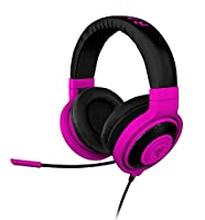 Razer Kraken PRO Over Ear PC and Music Headset - Neon Purple