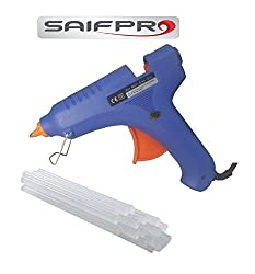 SAIFPRO HOT MELT GLUE GUN 100W + 5 GLUE STICKS