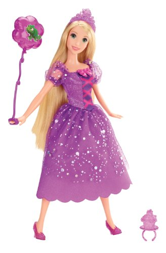 Disney Princess Party Princess Rapunzel Doll