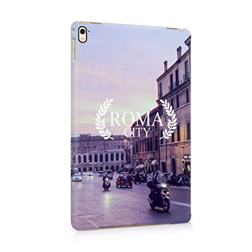 Roma City Tumblr Hard Plastic Tablet Case Cover For Apple iPad Pro 9.7