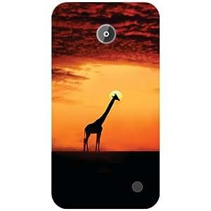 Nokia Lumia 630 Back Cover - Deer Designer Cases