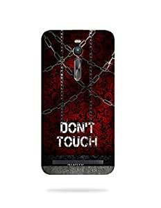alDivo Premium Quality Printed Mobile Back Cover For Asus Zenfone 2 Laser ZE551KL / Asus Zenfone 2 Laser ZE551KL Back Case Cover (MKD122)