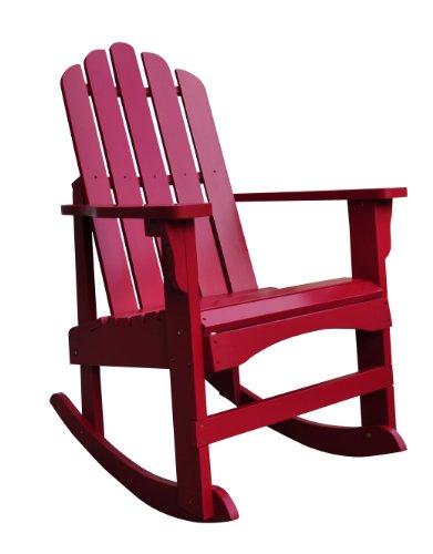 Wood Porch Rocker front-1021302