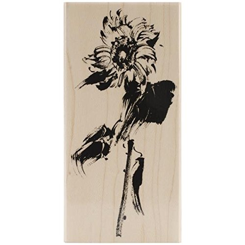 Penny Black 311573 Sunny Mounted Rubber Stamp, 2.5 by 5-Inch - 1