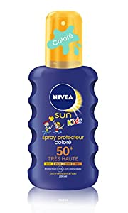 Nivea Sun Kids Moisturising Sun Spray, SPF 50+ - 200 ml