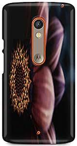 Sand Dunes Designer Printed Hard Back Case cover for Motorola Moto X Play