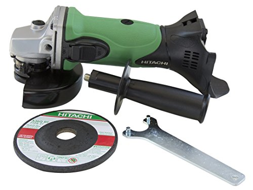 Hitachi G18DSLP4 18-Volt Lithium Ion 4-1/2 Inch Angle Grinder  (Discontinued by Manufacturer) (Hitachi Angle Grinder compare prices)