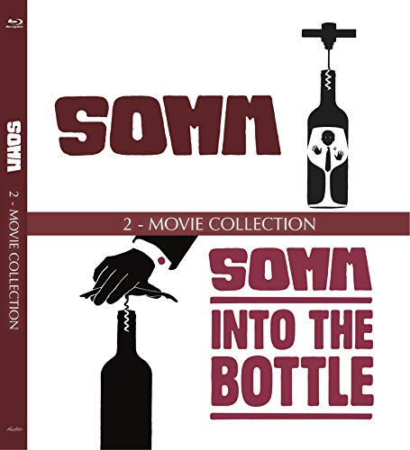 Blu-ray : Somm/ Somm: Into The Bottle (2 Pack, 2PC)