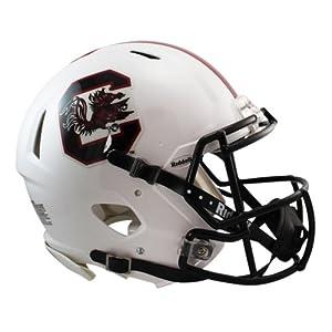 South Carolina Gamecocks Authentic Revolution Speed Football Helmet by Riddell