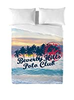 Beverly Hills Polo Club Juego De Funda Nórdica Hawaii (Multicolor)