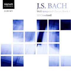 J.S. Bach: Well-Tempered Clavier, Book 1