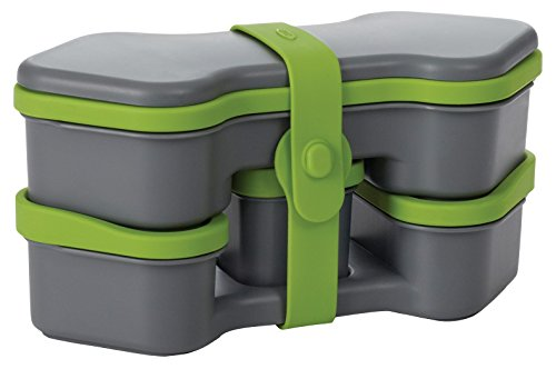 Oxo Bento Box (Green/gray) 1273082