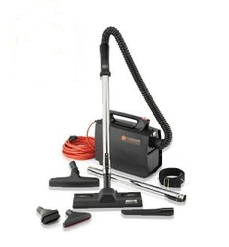 Hoover CH3000 – Commercial Portapower Vacuum Cleaner, 8.3 lbs, Black