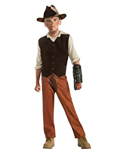 Boys Cowboys and Aliens Jake Lonergan Costume