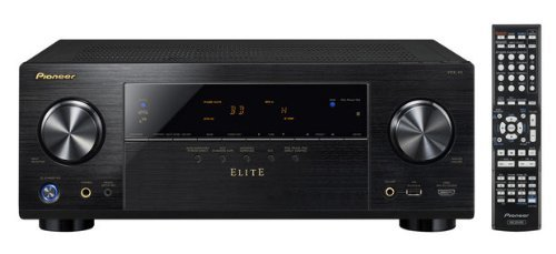 Pioneer Vsx-43 7.1-Channel Networked Home Theater Receiver (Discontinued By Manufacturer)