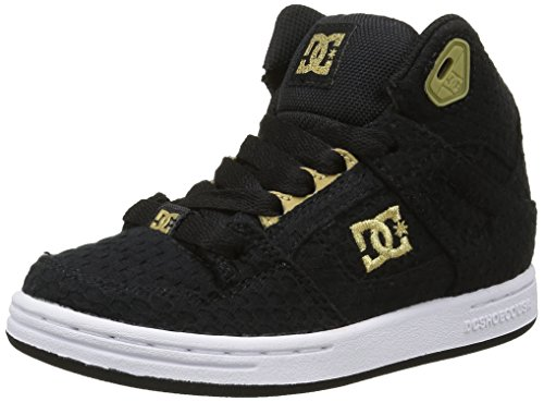 dc-shoes-rebound-tx-se-zapatillas-altas-para-ninas-negro-black-gold-34-eu