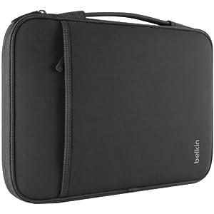 BELKIN B2B081-C00 11'' Netbook/Chromebook Sleeve (Black) BELKIN B2B081-C00 11'' from Belkin