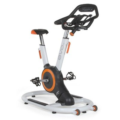 EVO ix Pivoting Indoor Cycle Color: Pearl White