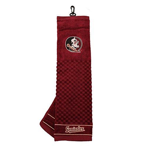team-golf-21010-florida-state-seminolen-con-ricami-asciugamano