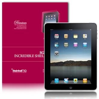 SGP Incredible Shield iPad 3G/Wifi Screen & Body Protector Set [SQ]