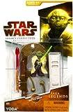 Star Wars Saga Legends Yoda