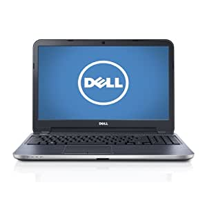 Dell Inspiron 15R i15RM-1465sLV 15.6-Inch Laptop (1.7 GHz Intel Core i3-4010U Processor, 6GB DDR3L, 500GB HDD, Windows 8) Moon Silver