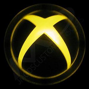 Jmodscustomconsoles : Xbox 360 Controller Guide Button