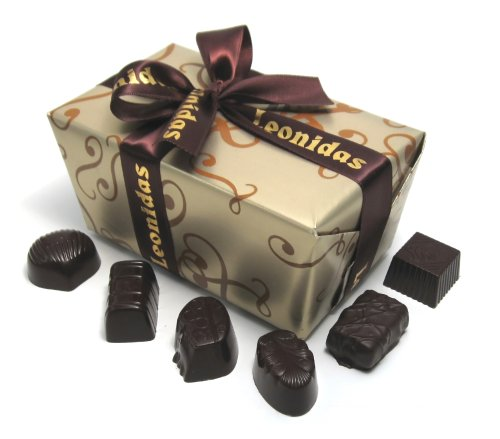 Leonidas Belgian Chocolates: 1.50 lb Dark Chocolates Assortment