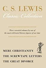 Mere Christianity / The Screwtape Letters / The Great Divorce