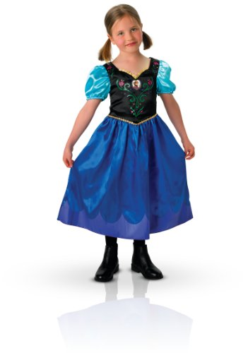 Disney's Frozen Anna Classic Costume - Kids - Small
