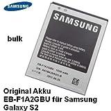 original Samsung Batterie EB-F1A2GBU 1650 mA Li-Ion 3,7,V pour Samsung i9100 Galaxy S IIi, 9100 Galaxy S2