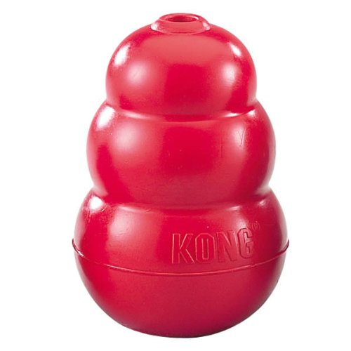 KONG Classic Dog Toy, Large, Red Review