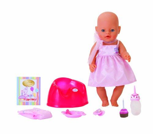 Poupée BABY born GIRL, édition limitée, 43 cm