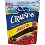Ocean Spray Craisins Sweetened Dried...