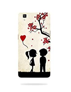 alDivo Premium Quality Printed Mobile Back Cover For Oppo R7s / Oppo R7s Back Case Cover (MKD317)