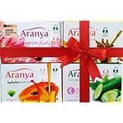 ARANYA SOAPS ( COMBO PACK OF 4 )