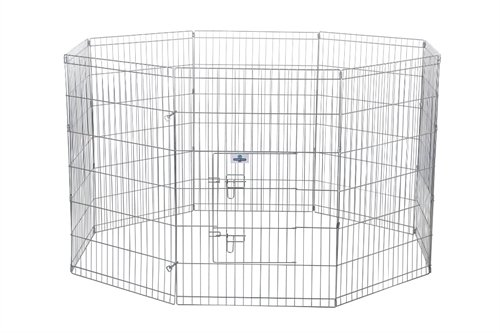 Xl Dog Cage front-1032303
