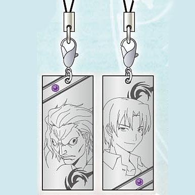 Fate/Zero ペアストラップ/F キャスター