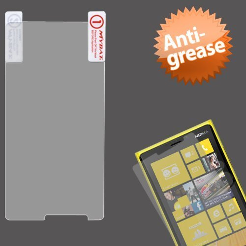 Custom-Fit Anti-Glare Matte Screen Guard Protector Shield Film Kit For Nokia Lumia 920