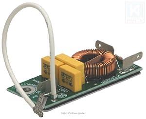 kitchenaid stand mixer rf interference filter circuit board rfi pcb