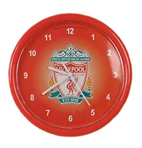 Liverpool F.C. Wall Clock by Official Football Merchandise