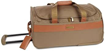 Hartmann Luggage Intensity 22 Inch Mobile Traveler Duffel Bag, Coffee, One Size
