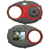 Argus Bean 5MP 16MB 1.5IN LCD USB Li-on Battery Red ~ VisionTek