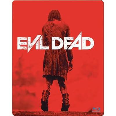 Evil Dead (2013) Steelbook [Blu-ray] (Region Free)